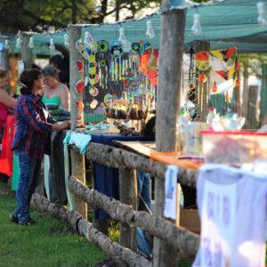 Feria del pueblo